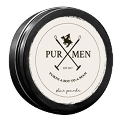 Pur MEN Shine Pomade
